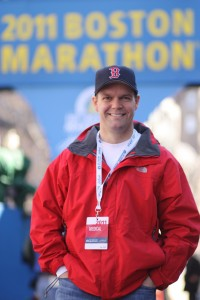 Dr. Jeff Brown - Boston Marathon 2011