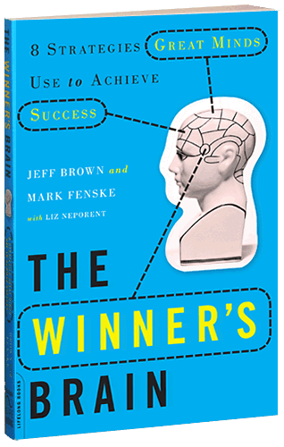 The Winner's Brain book cover