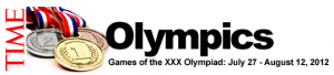 Time Olympics coverage logo