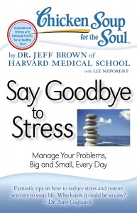 Say Goodbye to Stress front