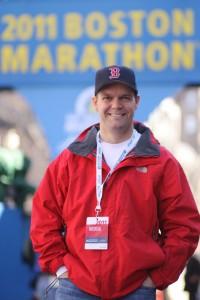 Dr. Jeff Brown - Boston Marathon 2011